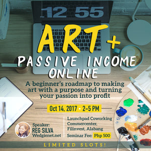 Art and Passive Income Seminar