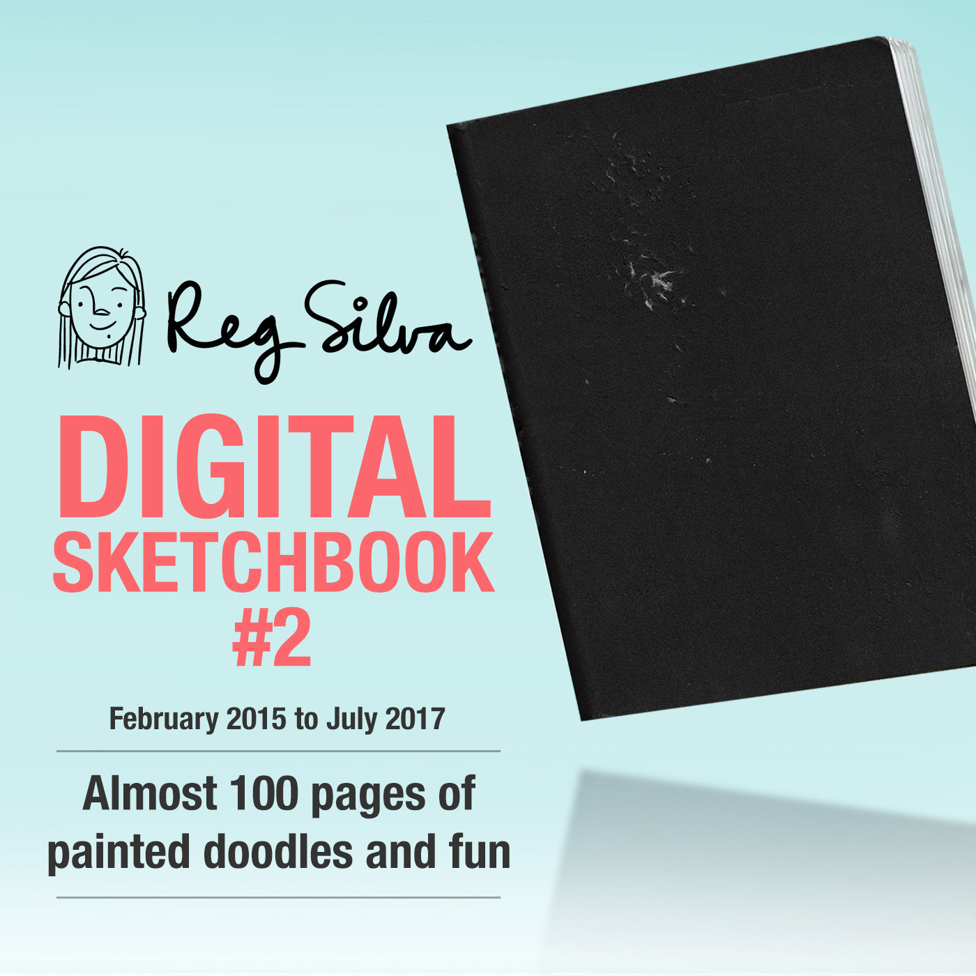 Sketchbook #2 Digital Download