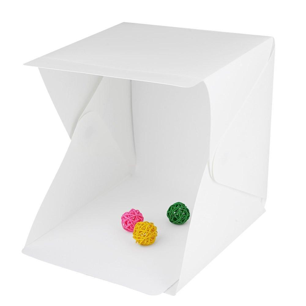 Mini Lightbox Photography Tent Kit With LED Light-Camera Accessories-Hotrosity Shop  sc 1 st  Hotrosity Shop & Mini Lightbox Photography Tent Kit With LED Light - Hotrosity Shop