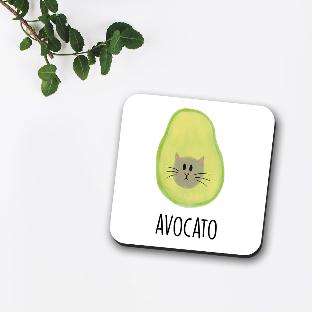 Avocato Coaster