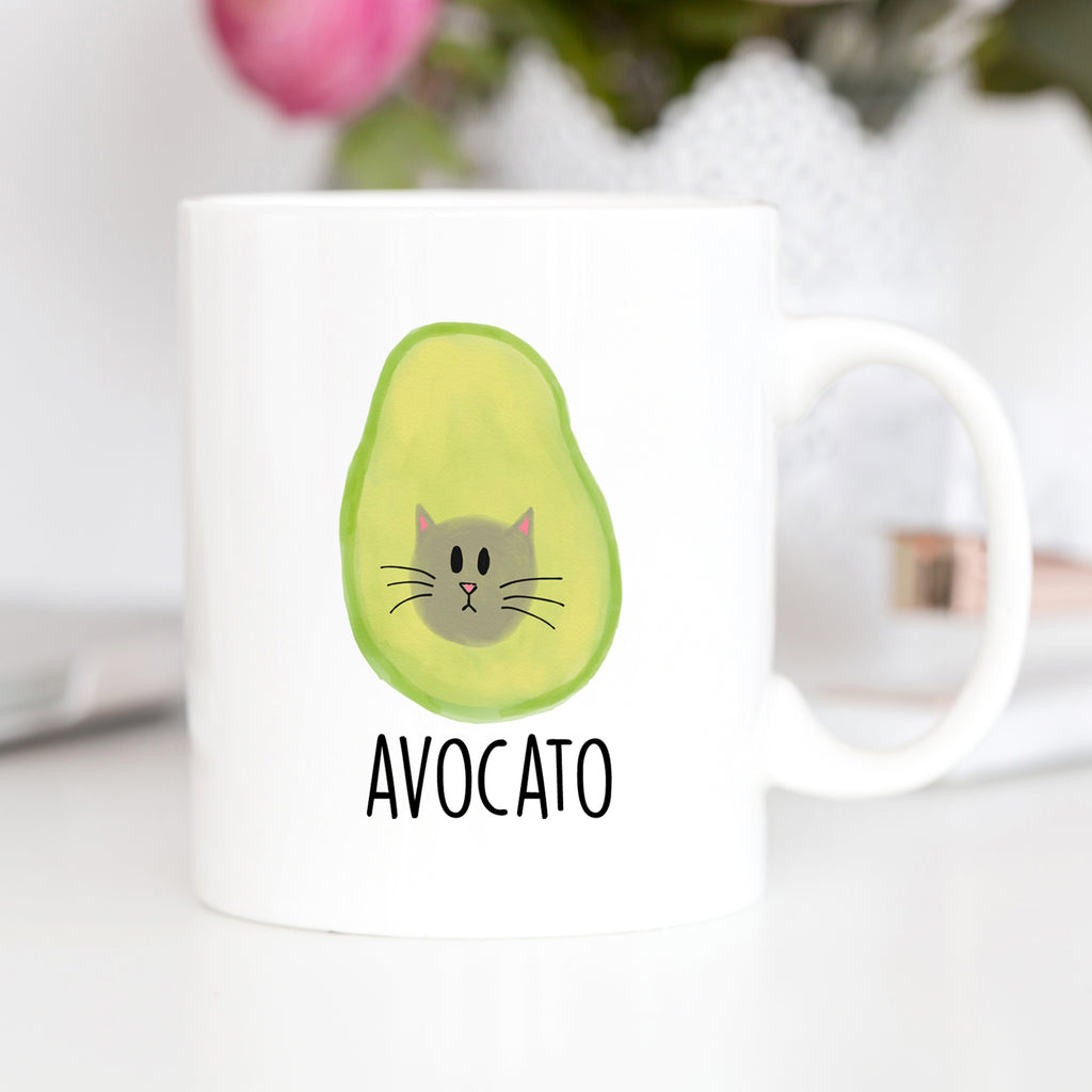 avocato coaster avocato mug avocado cat coaster avocado cat mug avacado