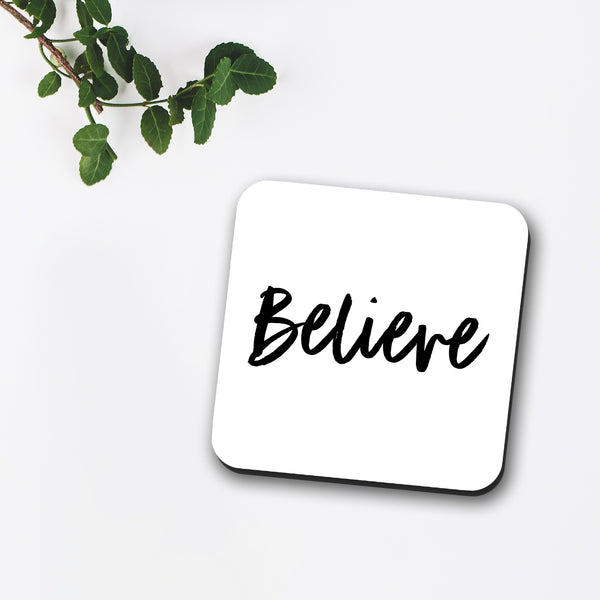 Believe Coaster