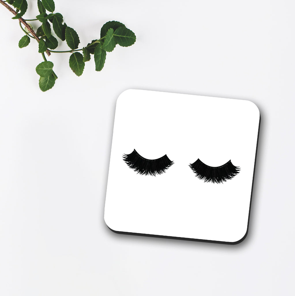 Eyelashes Coaster