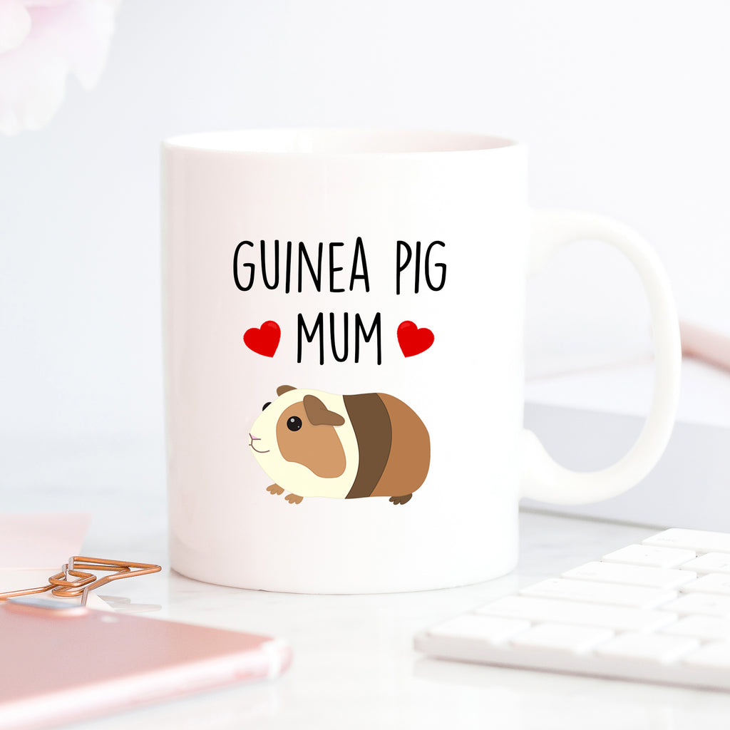 Guinea Pig Mum / Dad / Mom Mug