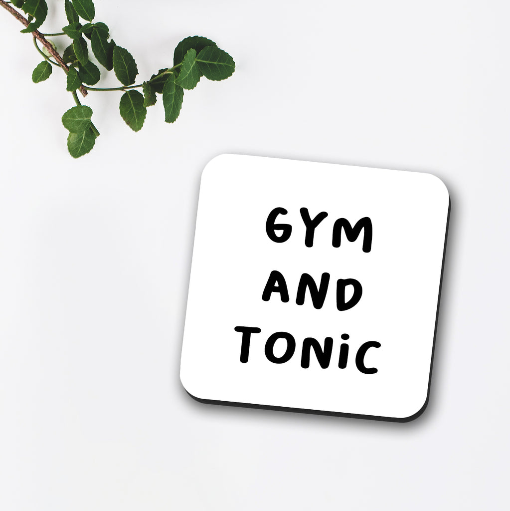 Gym And Tonic Mug
