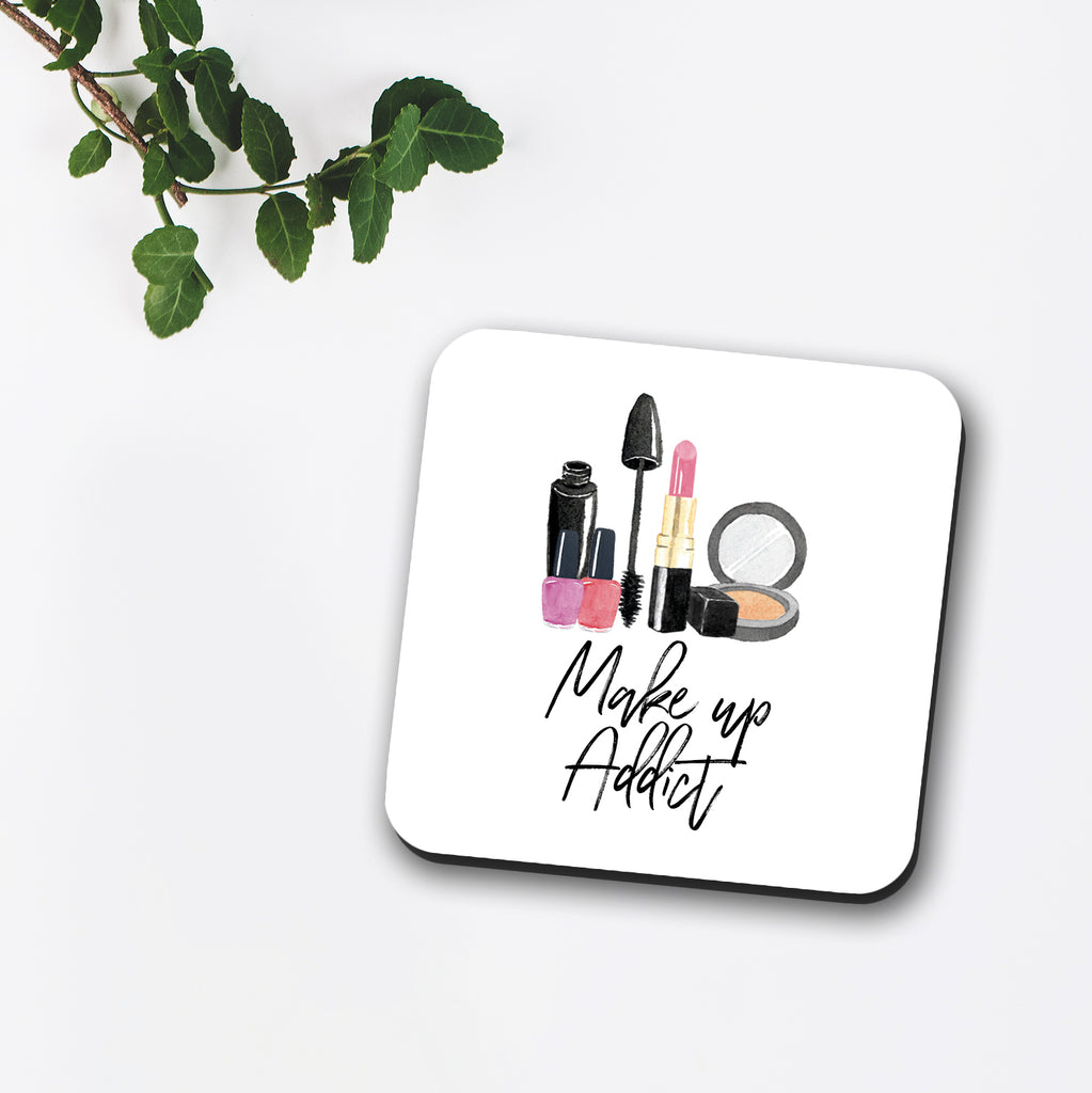 Make Up Addict Coaster
