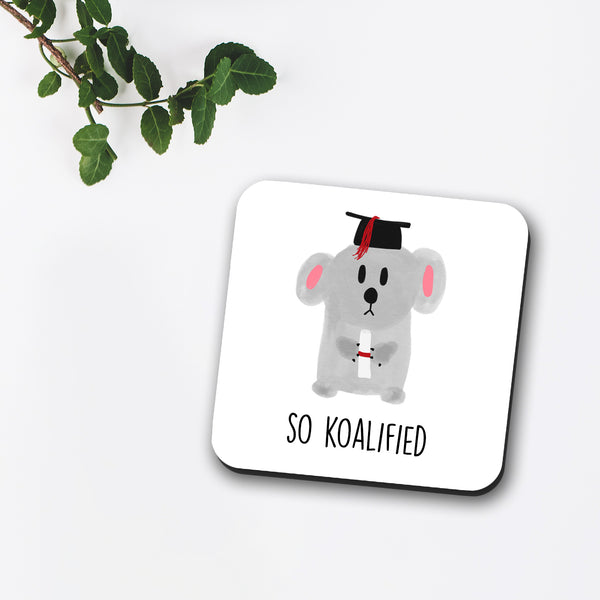 So Koalified Coaster