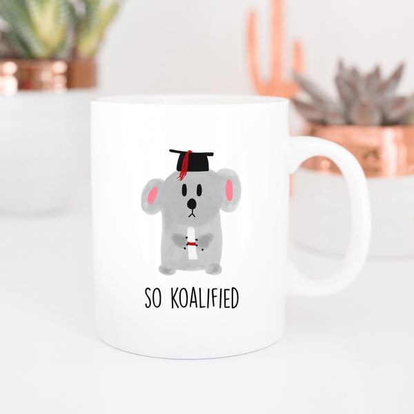 So Koalified Mug