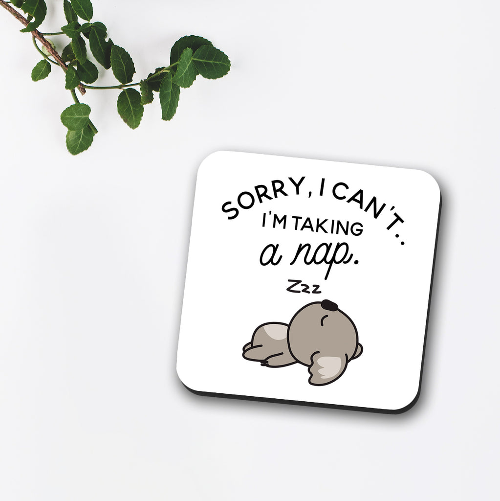 Sorry I Can't I'm Taking A Nap Koala Mug