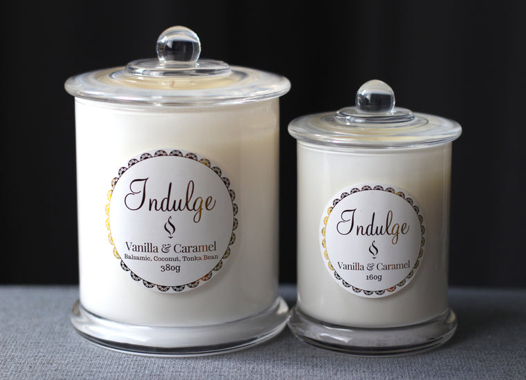 Classic White Range Soy Candles