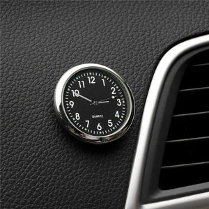 Car Clock Stick-On Auto Watch