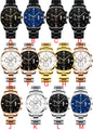 Men Military Casual Wrist Watch - 13 Colors
