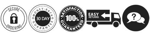 Image result for black and white trust badge