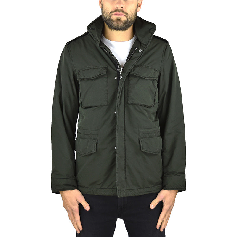 Field Jacket ASPESI New Camp Jkt Verde Militare