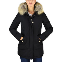 WOOLRICH W'S Luxury Artic Parka Nero
