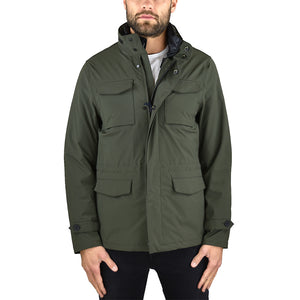 Field Jacket PEOPLE OF SHIBUYA Sensei MP1031 Verde Militare
