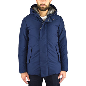 Artic Parka SAVE THE DUCK P3041M Copy7 Blu