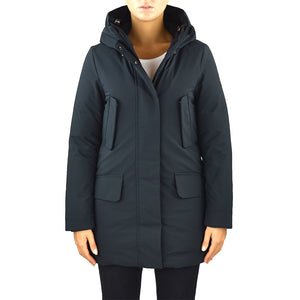 Artic Parka SAVE THE DUCK P4514W Smeg9 Nero
