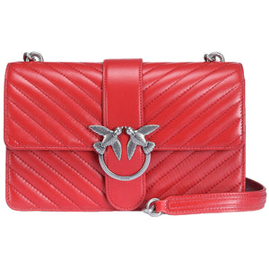 Borsa PINKO Love Mix Rossa