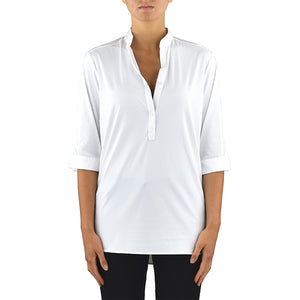 Camicia RRD Shirt Oxford Kor Lady Bianca