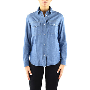 Camicia ASPESI 5408 in Chambray