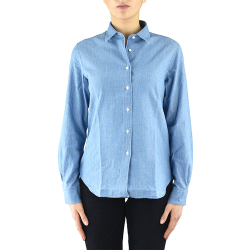 Camicia ASPESI H711 in Cotone Denim