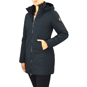 Cappotto Piumino SAVE THE DUCK D4006W Matt9 Nero