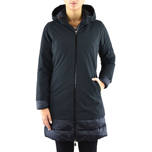 Cappotto Piumino SAVE THE DUCK D4479W Smeg7 Nero