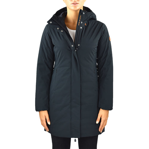 Cappotto Piumino SAVE THE DUCK D4543W Matt9 Nero