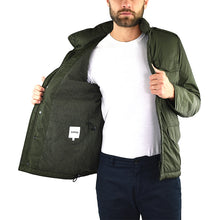 Field Jacket ASPESI Mini Field Wool Vento Verde Militare