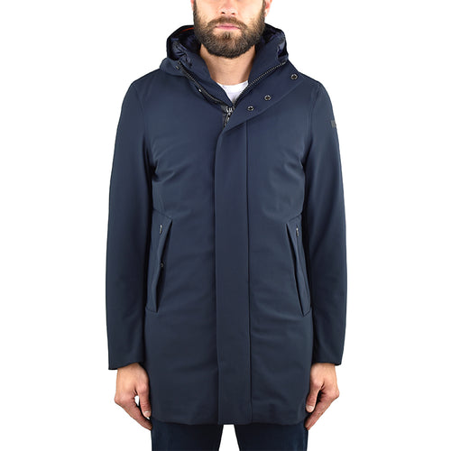 Giaccone Parka RRD Winter Light Eskimo Blue Black