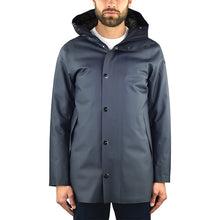 Giaccone RRD Double Rubber Parka Blue Black