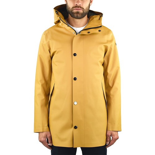 Giaccone RRD Double Rubber Parka Ocra