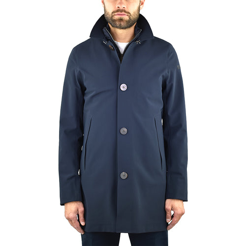 Giaccone RRD Down Under City Coat Blue Black