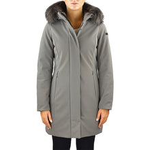 Giaccone Parka RRD Winter Long Lady Fur T Tortora