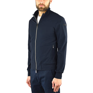 Giubbino Light RRD Summer Fleece Zip Blue Black