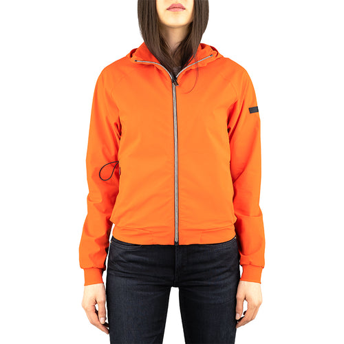 Giubbino RRD Summer Fleece Hood Lady Arancio