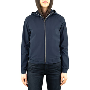 Giubbino RRD Summer Fleece Hood Lady Blue Black