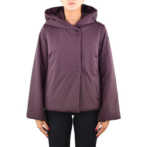 Giubbotto RRD City Rain K Lady Bordeaux