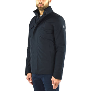Giubbotto SAVE THE DUCK D3804M Hero9 in Gore-Tex Nero