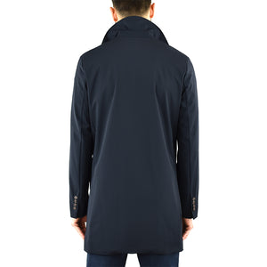 Impermeabile RRD City Coat Blue Black