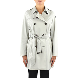Impermeabile RRD City Trench Lady Gesso