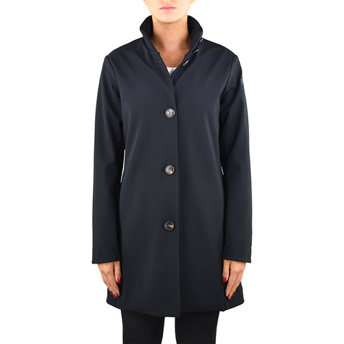 Impermeabile RRD Thermo Coat Lady Nero