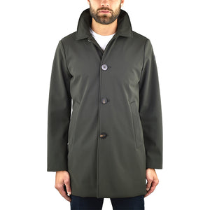 Impermeabile RRD Thermo Coat Verde Scuro