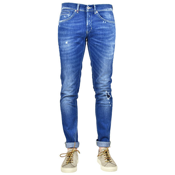 Jeans DONDUP GEORGE UP232 DS146UV O21G Strappato