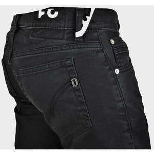 Jeans DONDUP RITCHIE UP424 DS156UV O08N Nero New George