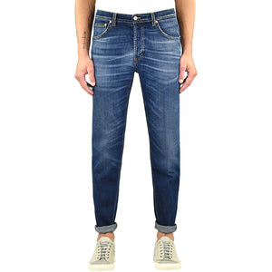 Jeans DONDUP Brighton UP434 Japanese Lavaggio Medio