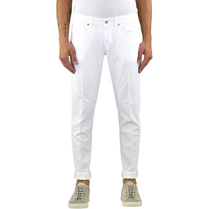 Jeans DONDUP George UP232 Bianco