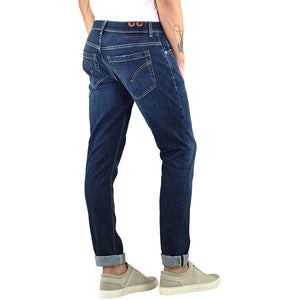 Jeans DONDUP George UP232 Lavaggio Medio Scuro