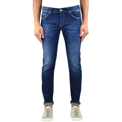 Jeans DONDUP Mius UP168 Lavaggio Medio Scuro